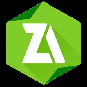 ZArchiver's logo